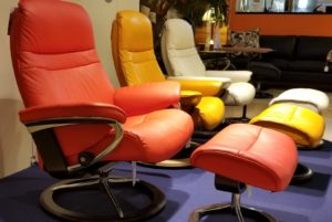 Ekornes 3 sunrise